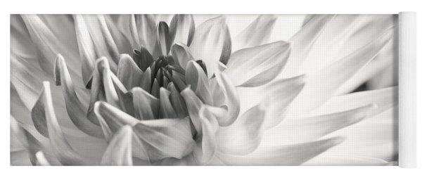 Dahlia Flower 02 Yoga Mat