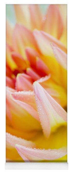 Dahlia Flower 04 Yoga Mat