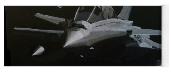Dassault Rafale Yoga Mat