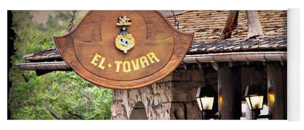 El Tovar - Impressions Yoga Mat