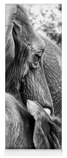 Elephant Ears Yoga Mat