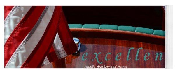 Excellence Yoga Mat