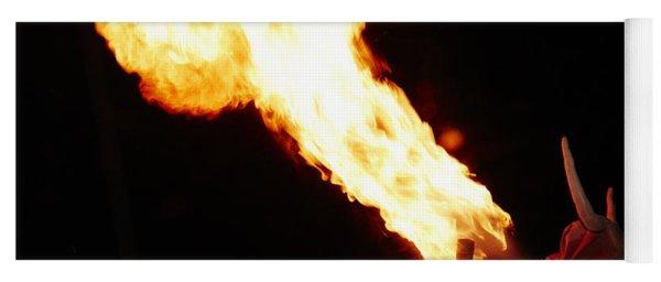 Fire Axe Yoga Mat