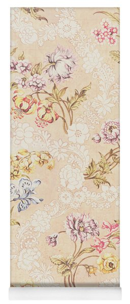 Floral Design With Peonies Lilies And Roses Yoga Mat