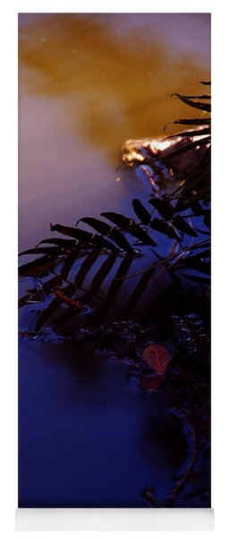 Lake Sunset Yoga Mat