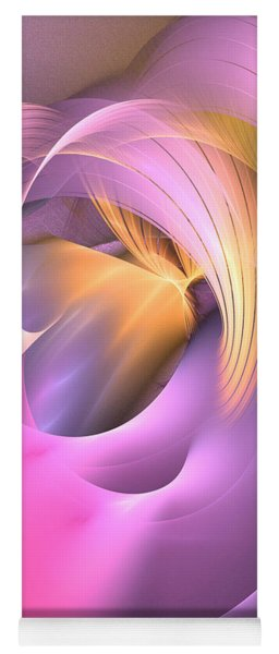 Cornu Copiae - Abstract Art Yoga Mat