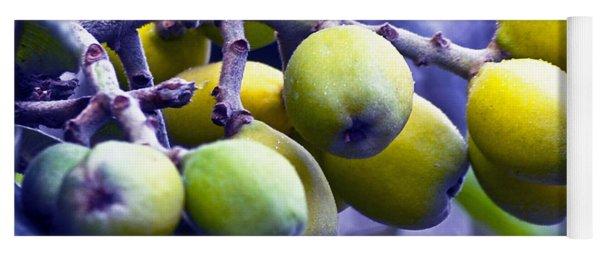 Sicilian Fruits Yoga Mat