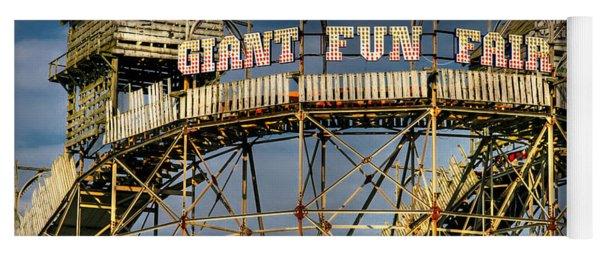 Giant Fun Fair Yoga Mat