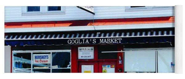 Goglias Market Bristol Ri Yoga Mat