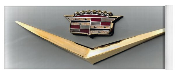 Gold Badge Cadillac Yoga Mat