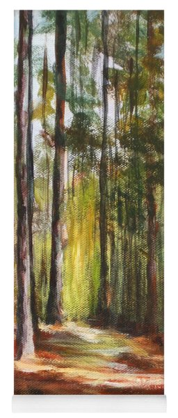 Great Brook Farm Summer Path Yoga Mat
