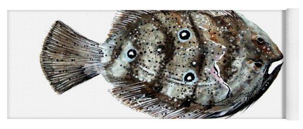 Gulf Flounder Yoga Mat