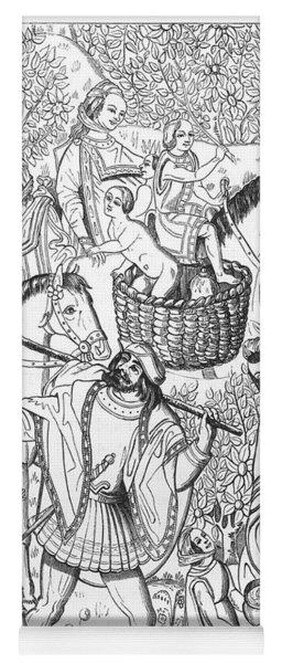 Gypsies, 15th Century Yoga Mat