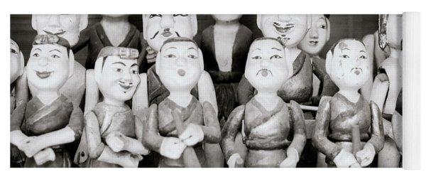Hanoi Water Puppets Yoga Mat