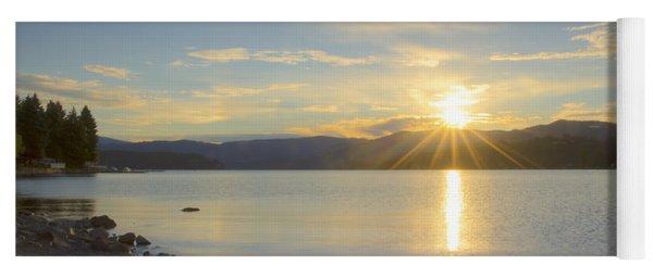Hayden Sunrise Yoga Mat