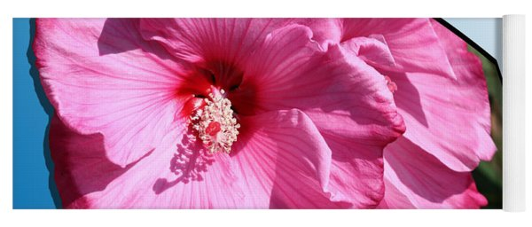 Hibiscus Yoga Mat