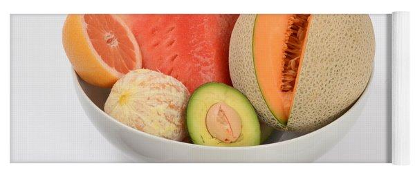 High Carbohydrate Fruit Yoga Mat