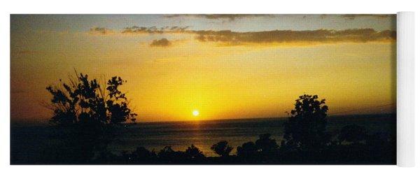Jamaica Sunset Yoga Mat