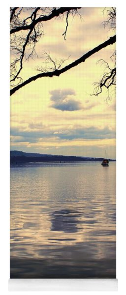 Loch Lommond Yoga Mat