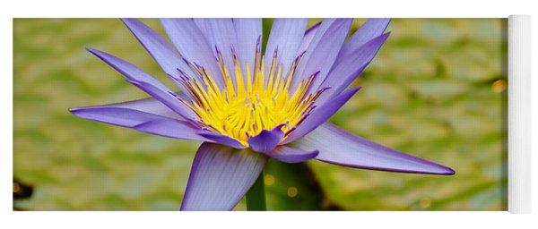 Lotus Flower Yoga Mat