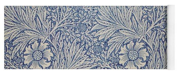 Marigold Wallpaper Design Yoga Mat