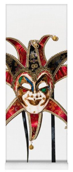 Masquerade Mask.joker Yoga Mat