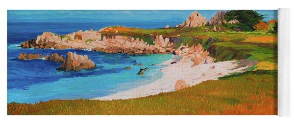 Monterey Peninsula Yoga Mat