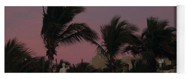 Moonlit Resort Yoga Mat
