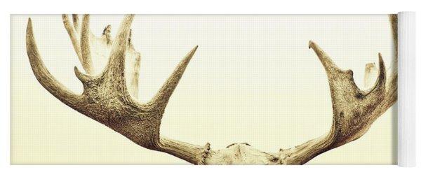 Moose Trophy Yoga Mat
