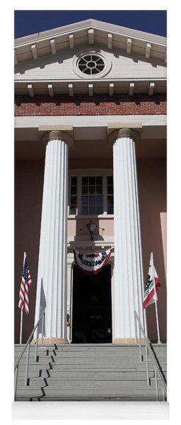 Old California State Capitol - Benicia California - 5d18808 Yoga Mat