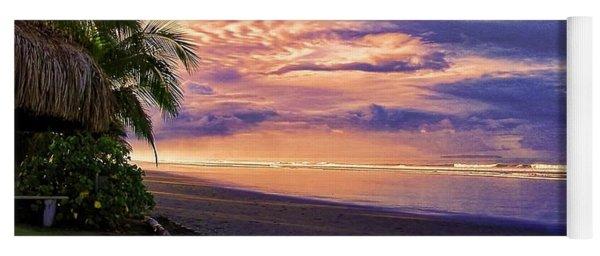 Pacific Sunrise Yoga Mat