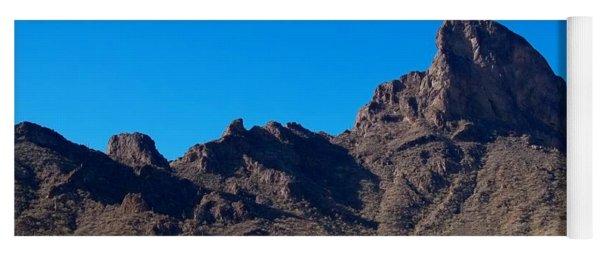 Picacho Peak - Arizona Yoga Mat