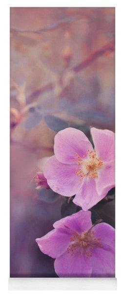 Prickly Rose Yoga Mat