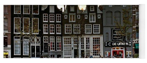 Prinsengracht 458. Amsterdam Yoga Mat