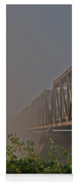 Railway Bridge Yoga Mat