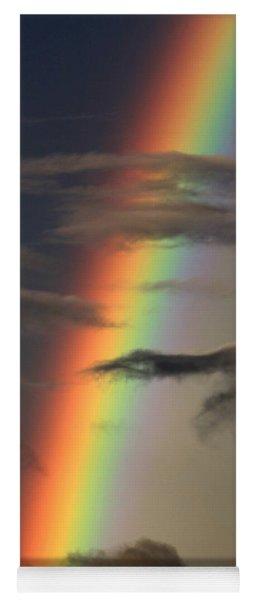 Rainbow Islands Yoga Mat