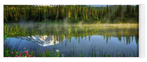 Reflection Lakes Yoga Mat