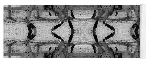 Reflective Thinking Yoga Mat