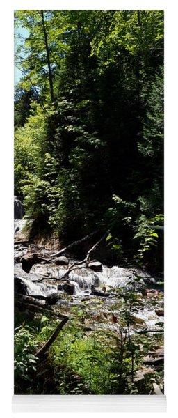 Sable Falls Grand Marais Mi Yoga Mat