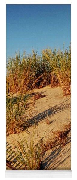 Sand Dune II - Jersey Shore Yoga Mat