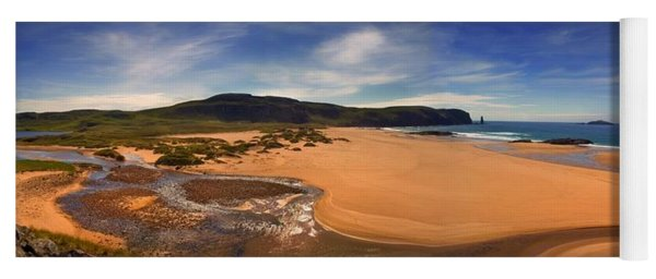 Sandwood Bay Yoga Mat