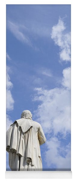 Schiller Monument In Berlin Yoga Mat