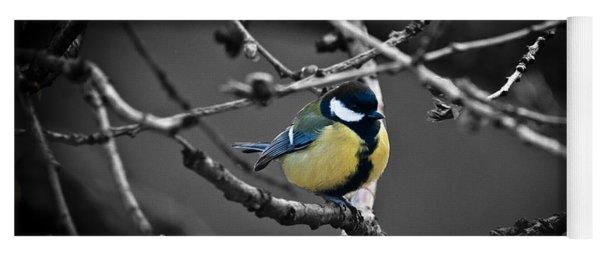Selective Bird Yoga Mat