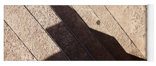 Shadow Stair Yoga Mat