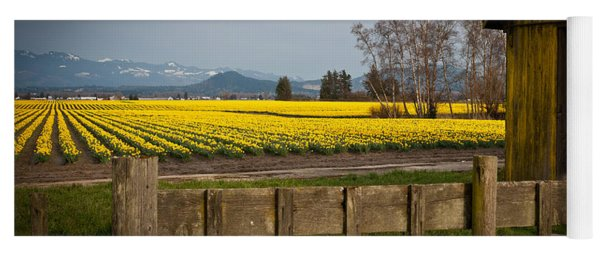 Skagit Valley Farm Yoga Mat