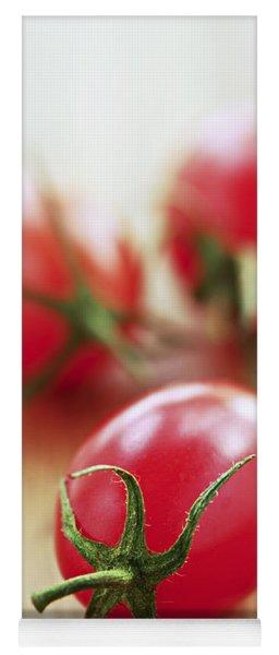 Small Tomatoes Yoga Mat