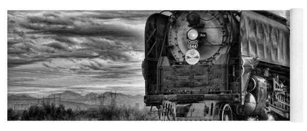 Steam Train No 844 - Iv Yoga Mat