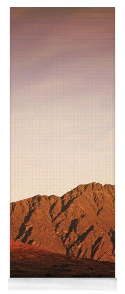 Sunset Mountain 2 Yoga Mat