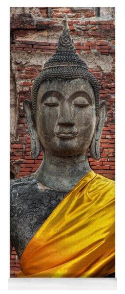 Thai Buddha Yoga Mat