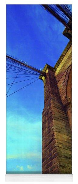 The Brooklyn Bridge Yoga Mat